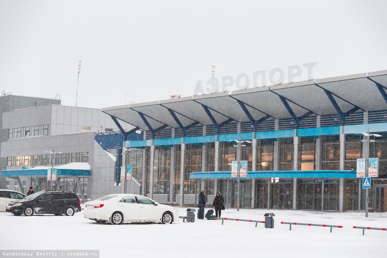 Парковка на 132 машины появится у томского аэропорта в 2019г