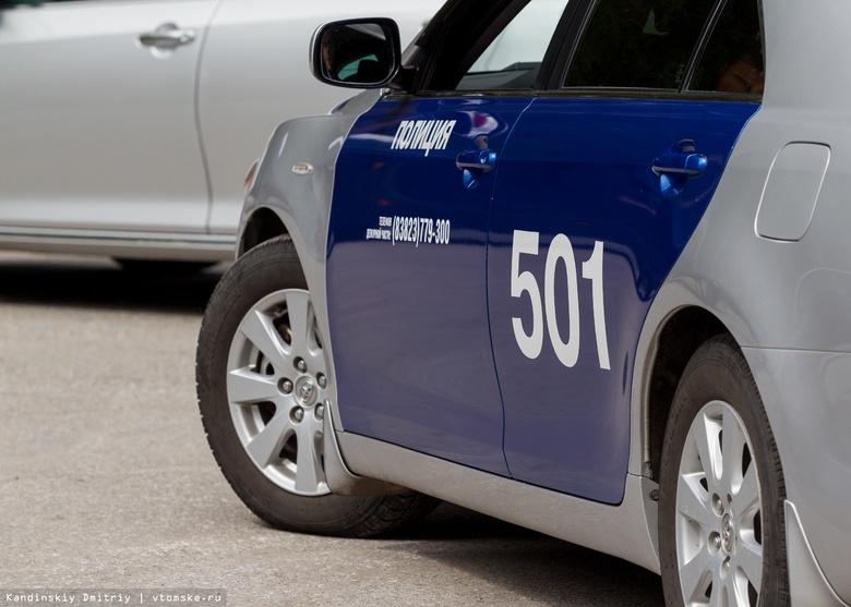 Женщина на Honda сбила ребенка во дворе дома в Томске