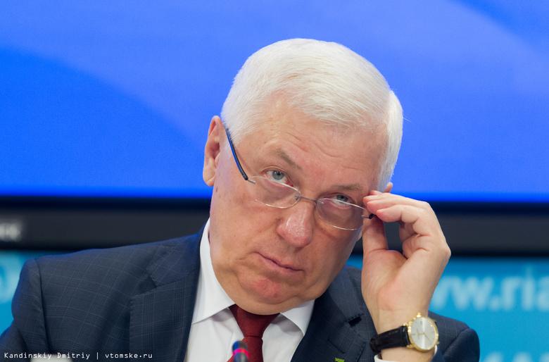 Ректор ТПУ Петр Чубик стал кавалером ордена Александра Невского