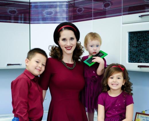 «Миссис Томск» стала мама троих детей