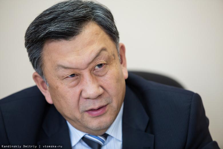 Евгений Чойнзонов переизбран на пост руководителяТомского НИМЦ