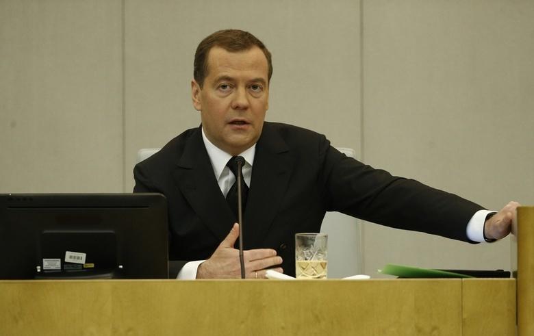 Медведев рассказал о своем отношении к Зеленскому