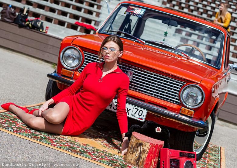Тачку на прокачку: в Томске прошла юбилейная выставка тюнингованных автомобилей
