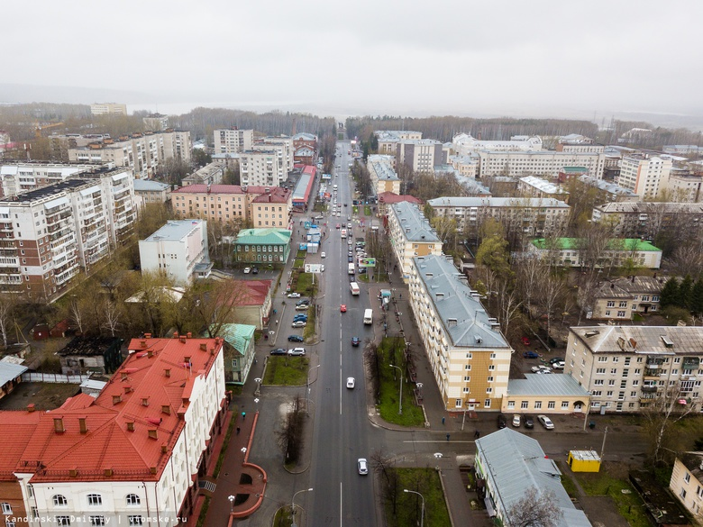 Роспотребнадзор: уровень загрязненности воздуха в Томске вырос за год