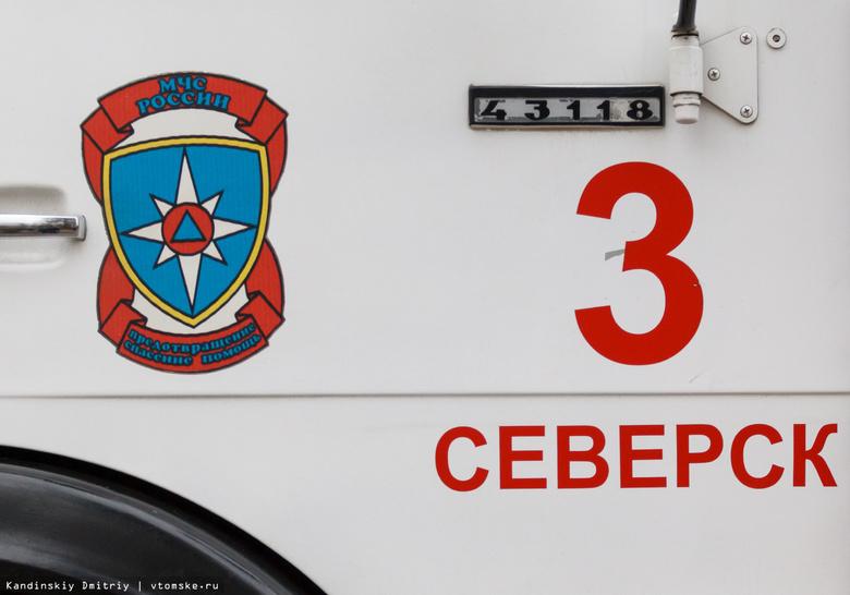 Пожар вТомской области: два человека погибли, двое пострадали