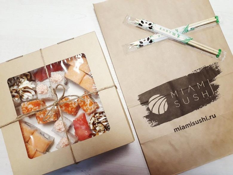 Подарки в День всех влюбленных от «Майами Суши»