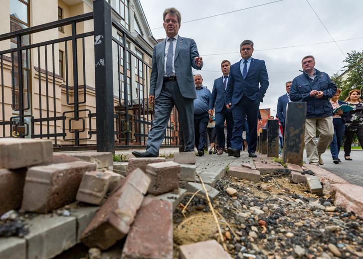 Мэр Томска: по дорожной кампании сделано много, но есть недостатки