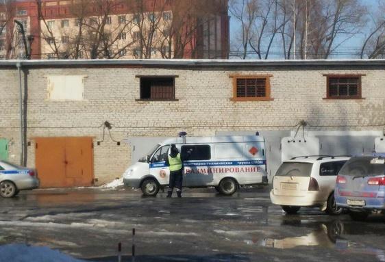 Возле дома на Нефтяной в Томске нашли самодельное взрывное устройство