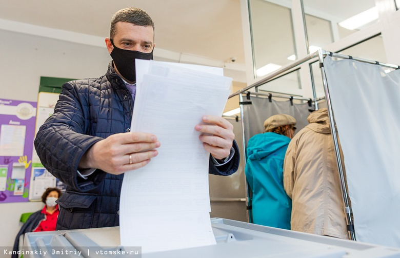 Жвачкин оценил избирательную кампанию в Томской области как честную и умную