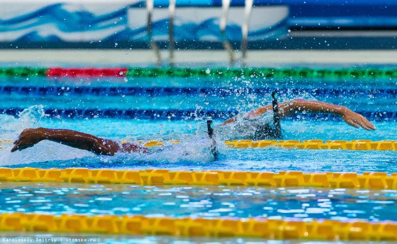 Томские подводники завоевали почти 80 медалей на соревнованиях «Снежные ласты»