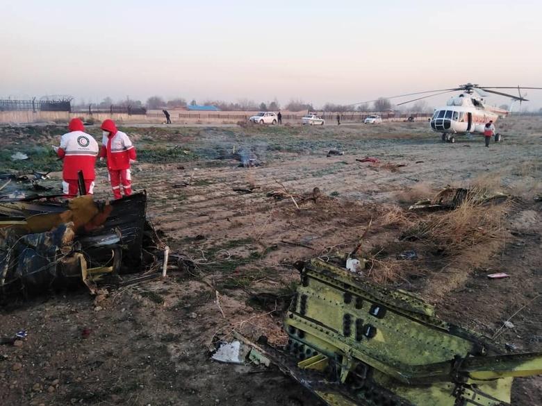 Зеленского не устроила предложенная Ираном компенсация за сбитый лайнер