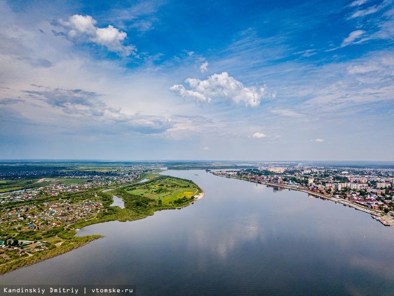 Тепло и грозы: каким будет начало июля в Томске