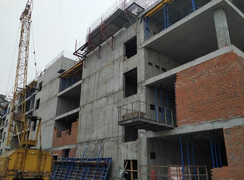 Власти рассказали о ходе строительства хирургического корпуса онкодиспансера