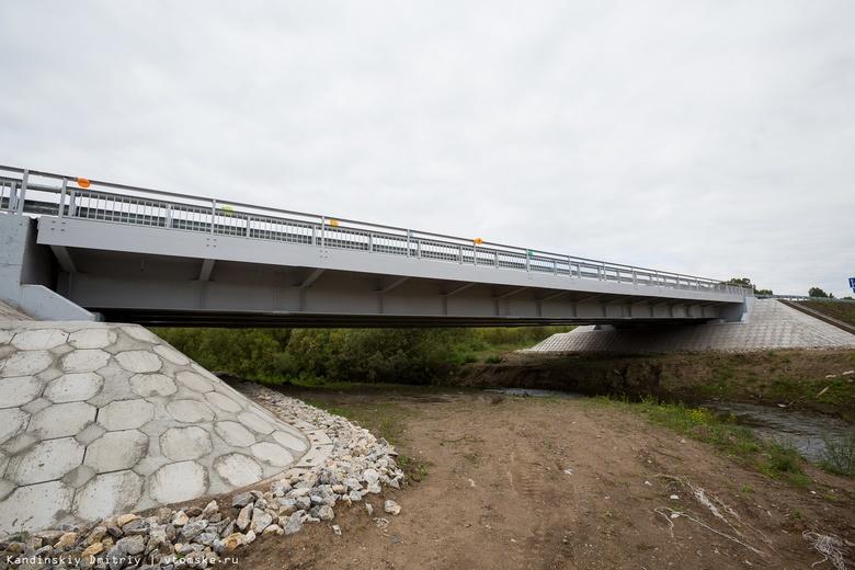 Семь мостов отремонтируют в Томской области в 2019г