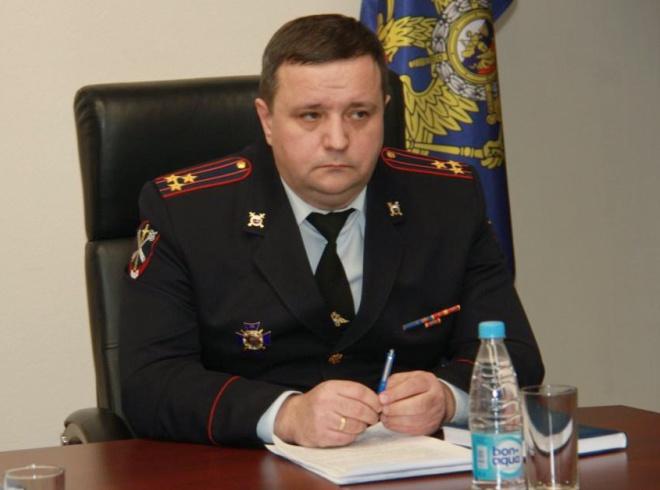 Новый замглавы назначен в УМВД по Томской области