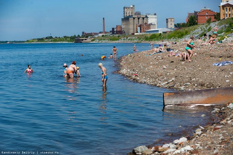 Опасная вода: томичам рассказали, почему нельзя купаться в запрещенных местах