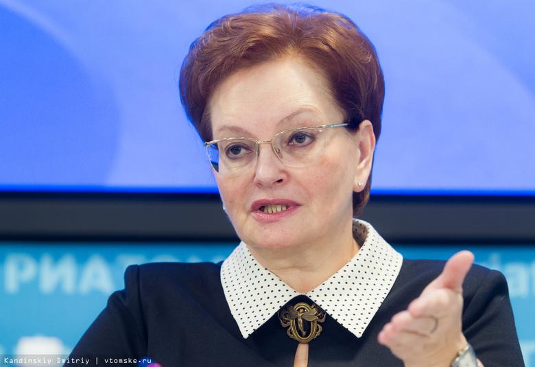 Козловская: приход бизнеса в соцсферу Томской области нужно ускорить