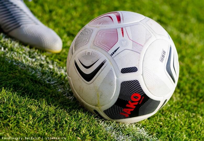 Воспитанник томского футбола вызван в молодежную сборную России