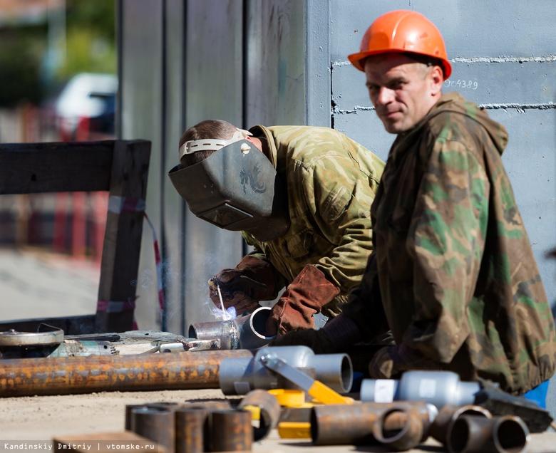 Срок подачи горячей воды превышен в 130 домах Томска