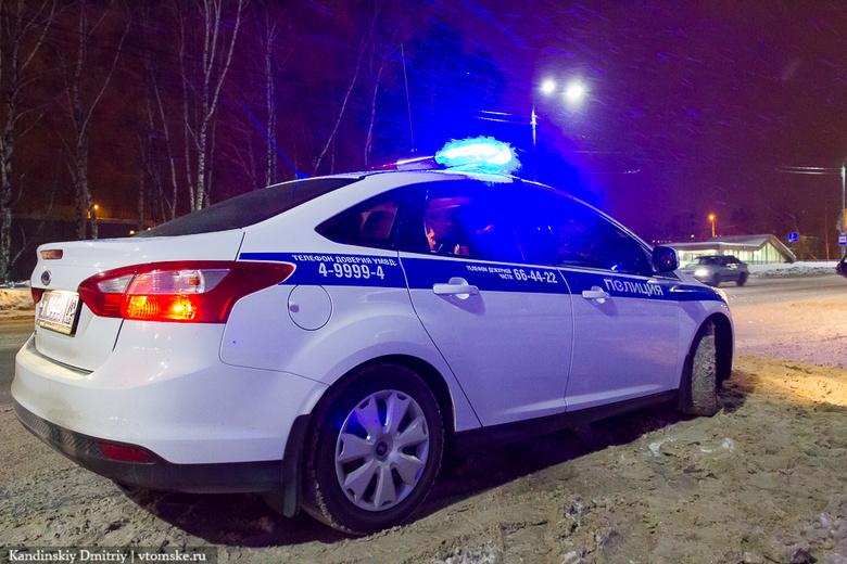 Полиция Северска задержала за рулем Nissan подростка, подозреваемого в угоне