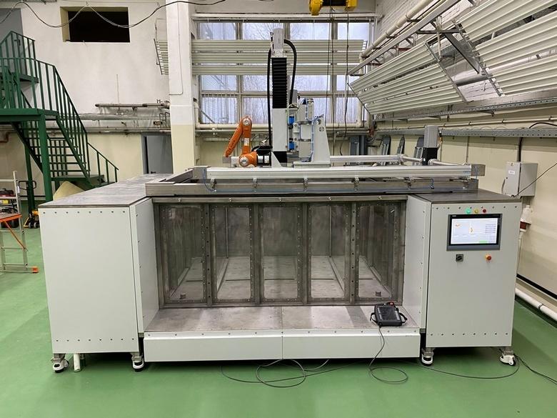 Томичи создали самый большой в РФ томограф для элементов ядерного реактора ITER