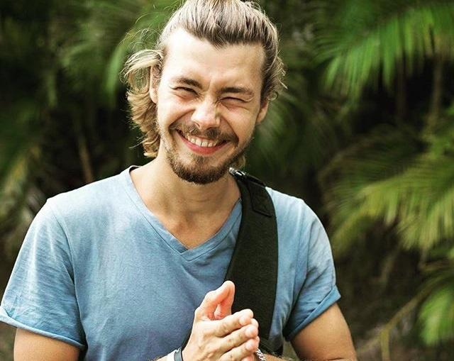 Томич проведет 3 месяца на необитаемом острове в Тихом океане