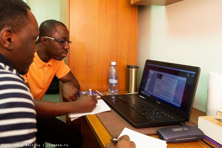 Студенты ТПУ, ТГАСУ и ТУСУРа продолжат онлайн-обучение до лета