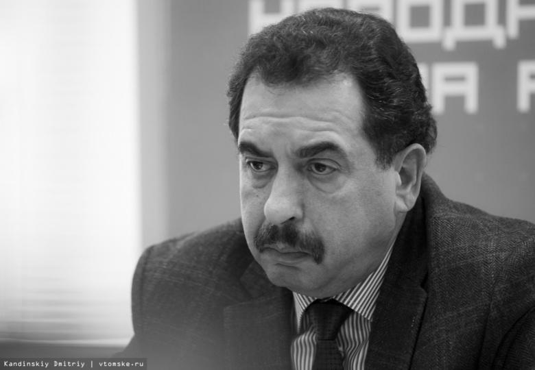Умер президент томской ТПП Аркадий Эскин
