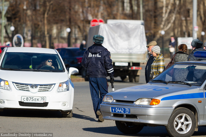 Подросток без прав опрокинулся на мотоцикле в Каргасокском районе