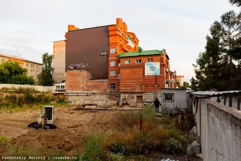 Гостиница появится на месте тютринского недостроя на ул.Красноармейской