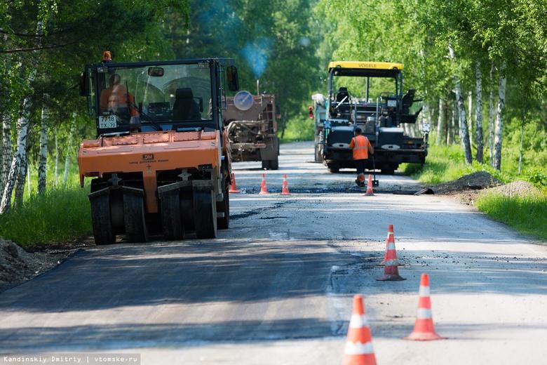 Ремонт дороги Нелюбино — Рыбалово идет с отставанием от графика