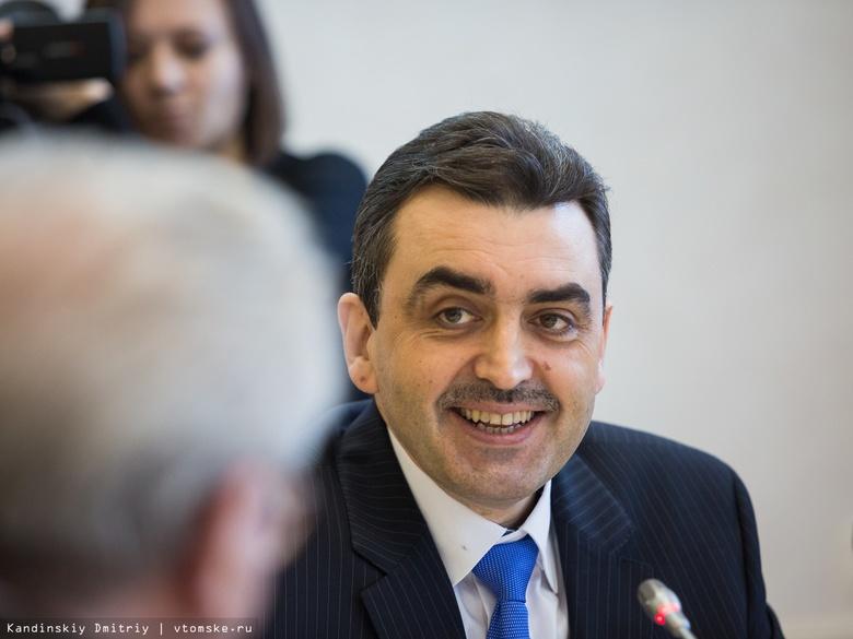 Галажинский избран новым руководителем консорциума томских вузов и НИИ