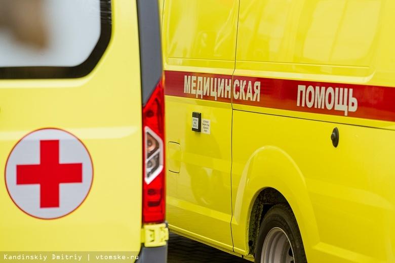 Трое пострадали в массовом ДТП на Пушкинской развязке в Томске