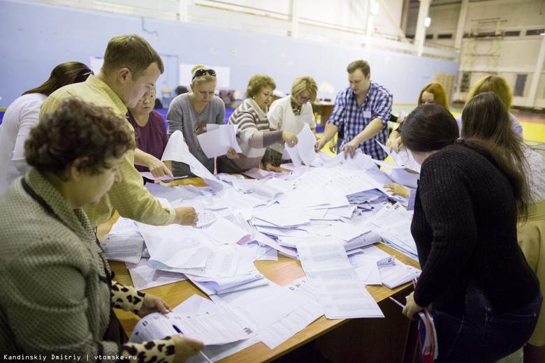 Диденко и Соломатина побеждают на выборах в Госдуму от Томской области