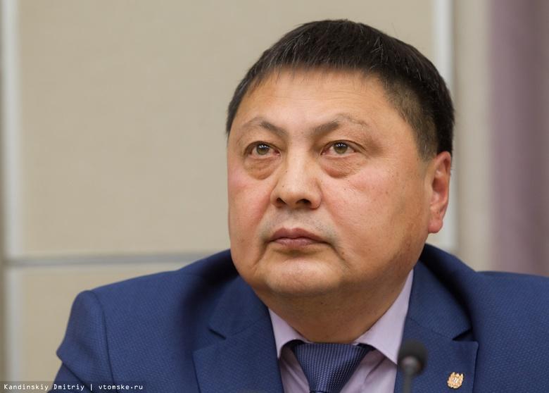 Акатаев: в думе Томской области мне интересна только должность спикера