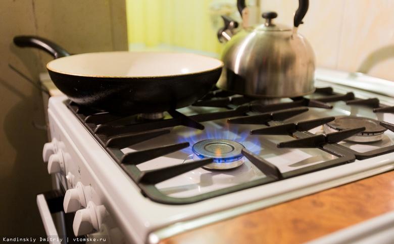 Дома в селе Томской области остались без газа более чем на 12 часов