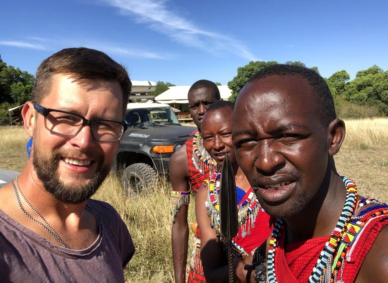 Вокруг света на колесах: как томич Африку покорял