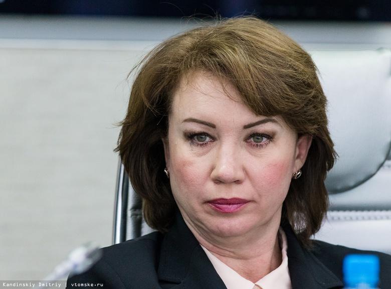 Заммэра Томска Подгорная задержана по подозрению в злоупотреблении полномочиями