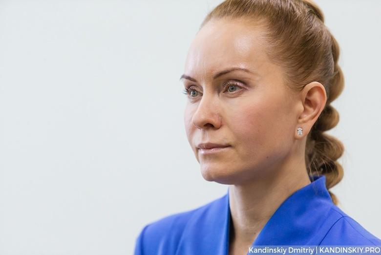 Кобякова рассказала о работе госпиталя СибГМУ для пациентов с COVID-19