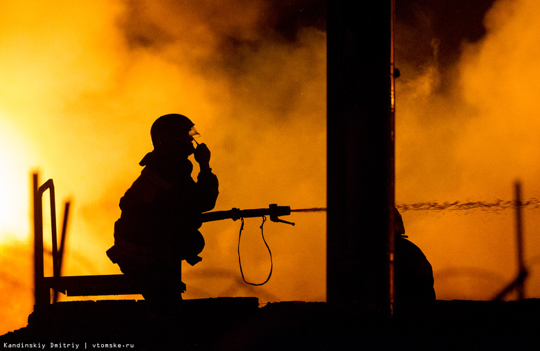 Сотрудника подразделения томского УМЧС уволили за прогул крупного пожара