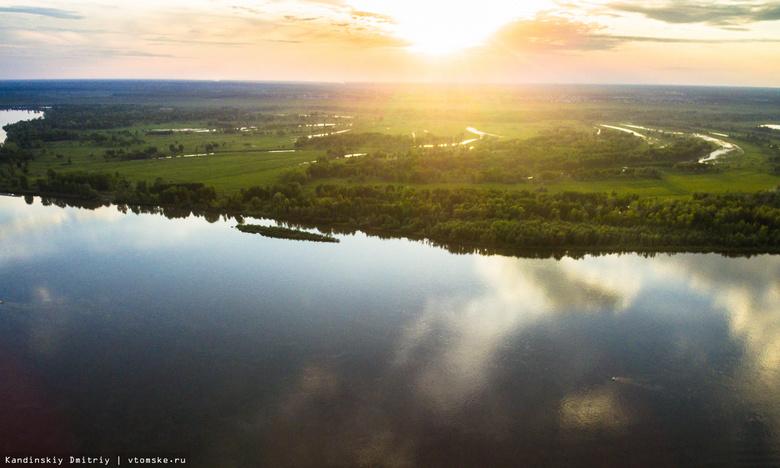 Житель Томской области утонул в Оби после профилактической беседы с ГИМС