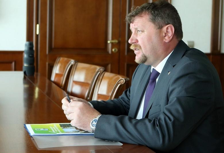 Главу Тегульдетского района переизбрали на второй срок
