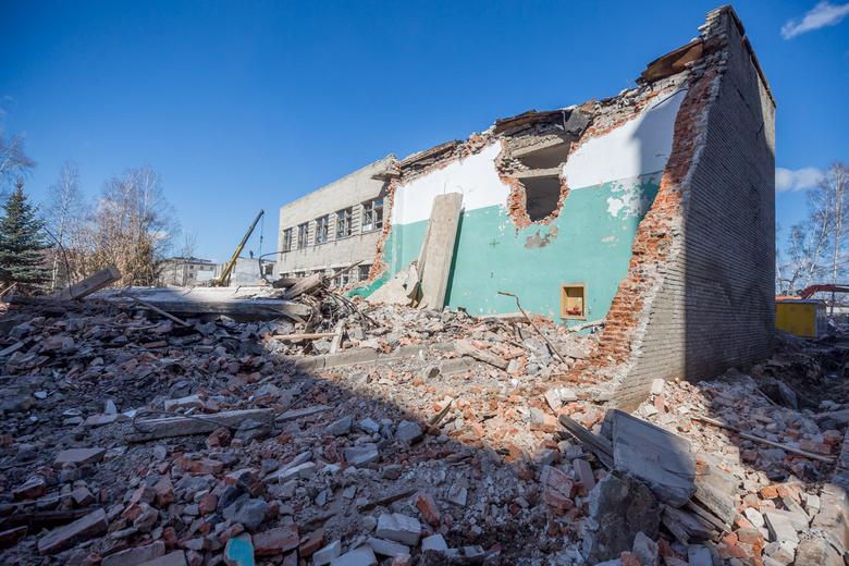 Проект школы на месте бывшего училища связи в Томске прошел экспертизу