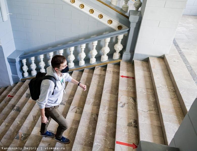 Вузы Томска ответили на рекомендации о переводе непривитых студентов на удаленку