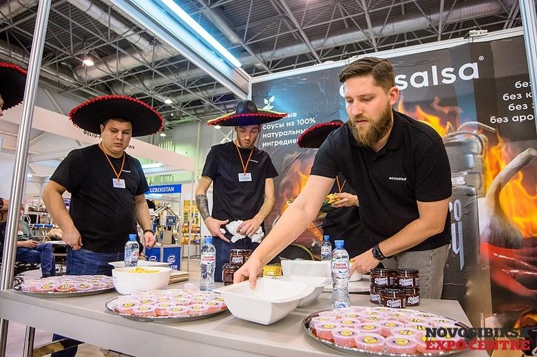 Ведущие игроки продовольственного рынка соберутся в Новосибирске
