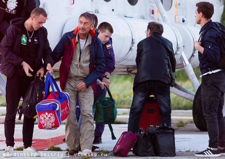 Жесткая посадка самолета Ан-28 в Томской области. Главное