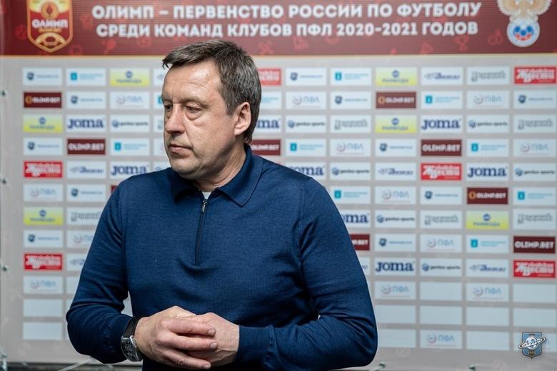 Контракт с новым главным тренером «Томи» Сергеем Жуковым заключен на год