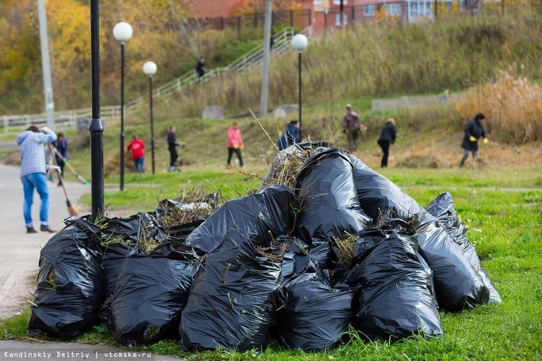 Чемпионат по спортивному сбору мусора вновь пройдет в Томске