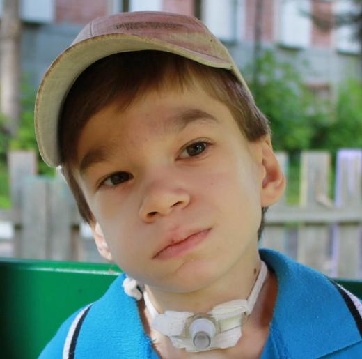 Томичей просят собрать 95 тыс руб для 9-летнего мальчика с редким заболеванием