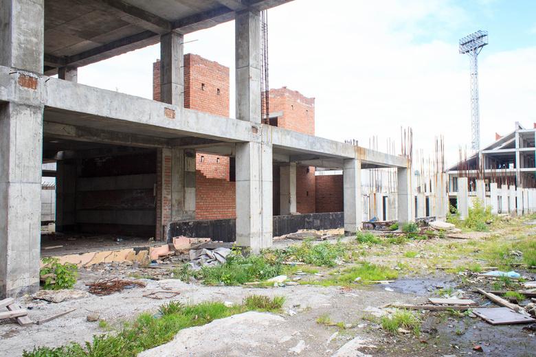 «Рилонд» подал апелляцию на решение суда по трибуне томского стадиона «Труд»